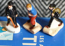 TINTIN - Figurines / fèves - lot