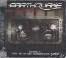 Earthquake Seismic Intensity - 2 CD, Predator & Triax, Tymon & Unexist u.v.m.