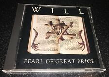 Will - Pearl of Great Price CD Rare OOP 1991 Front Line Assembly
