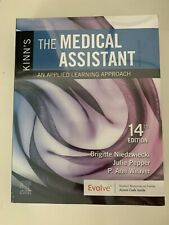 New ListingKinn's The Medical Assistant : An Applied Learning Approach, Paperback 14th