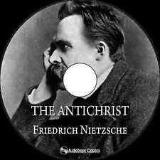 The Antichrist - Unabridged MP3 CD Audiobook in paper sleeve