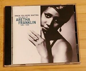 Knew You Were Waiting: The Best of Aretha Franklin 1980-1998 by Aretha Franklin…
