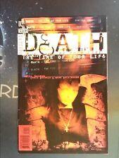 Death the Time of Your Life #1 Vertigo Vf+ 8.5 (Cb3437)
