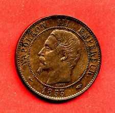 (BR.111) 10 CENTIMES NAPOLÉON III 1853 A (SPL+) ETAT RARE