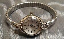 Vintage Collezio Damen Armbanduhr Zugarmband Top Zustand Ungetragen 60-70er