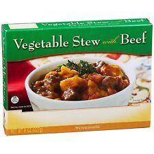 NutriWise - Vegetable Stew with Beef Low Fat, Low Calorie