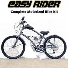 "*Easy Rider* 66/80cc 2-Cycle Engine & 26"" Bike - Motorized Bicycle Kit - Diy"