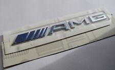 Genuine Mercedes Benz AMG Boot Badge Rear Emblem C E A S Class CDI W212 C63 SLK
