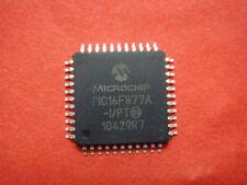 10pc Microchip PIC16F877A-I/PT USB Microcontrolle (A71)
