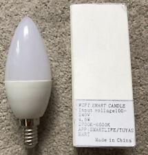 Wifi Smart Candle E14