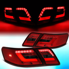 FOR 2010-2011 TOYOTA CAMRY 3D LED BAR STYLING TAIL LIGHT REAR BRAKE/PARKING LAMP