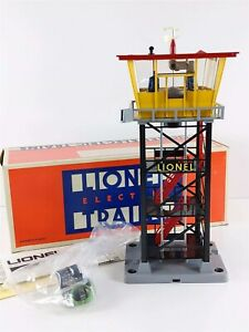 Lionel 6-2318 Operating Control Tower O O27 Gauge NEW