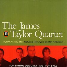 JAMES TAYLOR QUARTET room at the top CDPROMO cardboard sleeve SANPR117 Roy Ayers