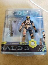 Halo 3 Series 2 Tan Spartan Soldier Scout 5in Action Figure McFarlane Toys