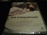 "DVD NEUF ""PAS D'INQUIETUDE"" Isabelle CARRE, Gregory FITOUSSI / Thierry BINISTI"