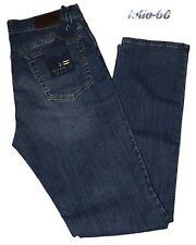 Jeans uomo Taglia 46 48 50 52 54 56 58 60 HOLIDAY elasticizzato blu delavè VERIN