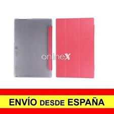 Funda Carcasa FLIP SMART COVER Para Tablet LENOVO TAB 2 A10-70 ROJO  A3481