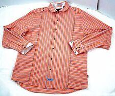 English Laundry Hand Sewn Long Sleeve Button Down Shirt Size XL