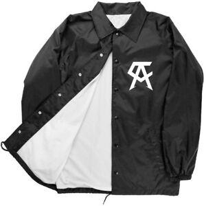 Canelo Alvarez Jacket Boxing Logo Champion Men's Windbreaker Black s-xxl
