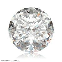 2.00ct H-VS2 Ideal Cut Round Brilliant AGI 100% Genuine Diamond 7.98x8.07x4.96mm