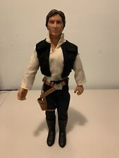 "Han Solo 12"" inch Action Figure Star Wars Collector Series by Kenner 1996 LOOSE"