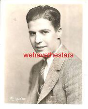 Vintage George J. Lewis QUITE HANDSOME '28 Publicity Portrait by FREULICH
