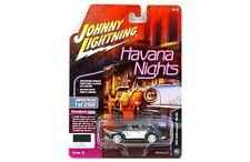 Johnny Lightning 1:64 Havana Nights 1965 Volkswagen Beetle Diecast Car JLCP7097
