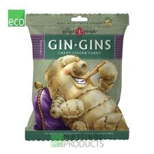 The Ginger People Gin égreneuses Original Chewy ginger candy 150 g