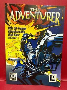 The Adventurer Number 8 LucasArts Magazine Summer 1994