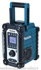 Makita Baustellenradio DMR107 tragbares Radio DMR 107 7,2 - 18 V