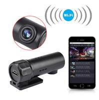 2018 WiFi Hidden 1080P FHD Lens Car DVR Dash Cam Rear Camera Video Recorder APP