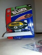 Green Bay Packers Blimp NFL Limited Edition Die Cast Football Fleer Collectible