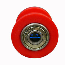 new 10mm RED Motorized Bicycle Bike Idler Pulley Chain Tensioner A2