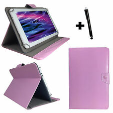 10.1 zoll Tablet Pc Tasche Schutz Hülle - Acer Iconia Tab A200 Case - Rosa 10