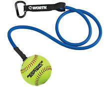 Worth Resistance Band Softball Trainer - To Build Arm Strength And Velocity