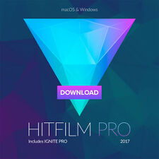 FXHome HitFilm Pro 2017 with Ignite Pro 2017 - Download - Video Editing software