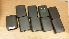 MIX Lot of 9 Batteries Centurion M/A - COM 7.5V NICKEL CADMIUM BATTERIES