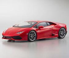 Lamborghini Huracan LP610-4 Red Metallic 1:18 Kyosho C09511R