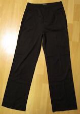 MODSTRÖM Hose NP79€ 38/M schwarz Jeans Business Damen lang Stoffhose