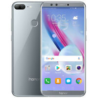 "Neuf Huawei Honor 9 Lite 5.65"" Android 4G Smartphone 3+32Go 4*Cam Gris Téléphone"