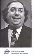 Photo Jean Marie Proslier comédien humoriste/originale/presse argentique1971