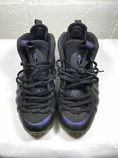 651a9b48150 (1386) 100% Authentic 2008 Nike Air Eggplant Foamposite Size 10 314996 051