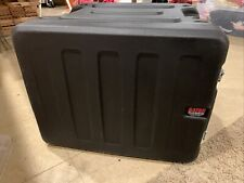 "New listing Gator Cases Pro Series 8U, 19"" Deep Molded Audio Rack, Black New"