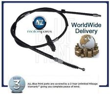 FOR CHEVROLET CRUZE 1.6 1.8 2.0DT 2009-12/2010 NEW 1 x REAR HAND BRAKE CABLE