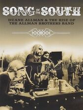 SONG OF THE SOUTH - DUANE ALLMAN & RISE OF ALLMAN BROTHERS BAND rare dvd 1970s