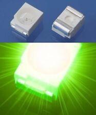 S163-50 piezas SMD LED plcc-2 3528 VERDE LED 1210 Green