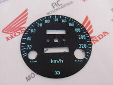 Honda CB 750 Four K0 Zifferblatt Tachometer Scheibe Tach KM/H Speedo Face Plate