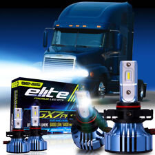 LED Conversion Bulb Kit for Freightliner Century 2005+ Headlights Lamp Low +High