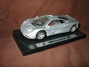 1:24th SCALE MAISTO McLAREN F1 1993
