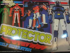 DHL Free Ship-New GORDIAN Protector 1980 Self Separation Diecast Figure Deluxe